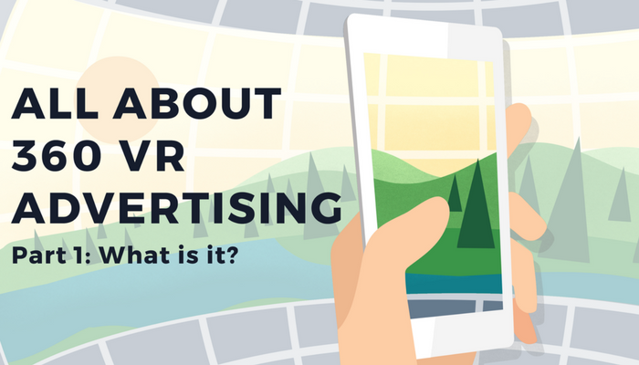 What is 360 VR Advertising Header